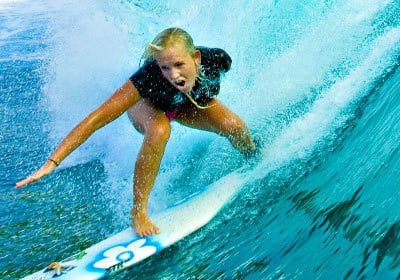 Bethany Hamilton, surfing, wave, no arm, inspirational stories
